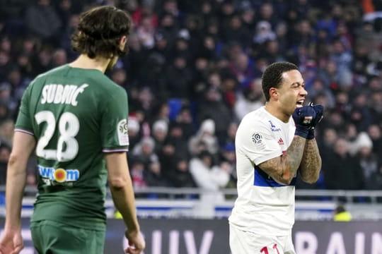 Ligue 1: choc ASSE-OL, retour du PSG... Le programme du week-end