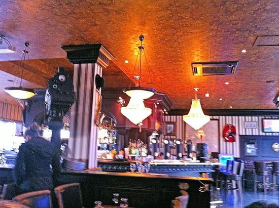 Au Bureau  - l'intérieur du restaurant -   © Baloo
