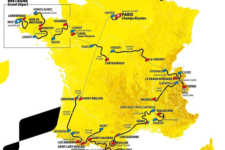 Tour De France 2021 3. Etappe