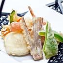 Ito  - tempura legumes -