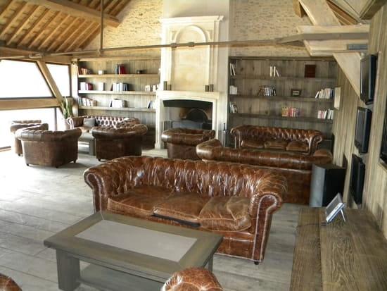 La Grange de Bory  - LE PETIT SALON -   © T FRISSE