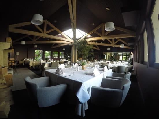 Hôtel***-Restaurant La Chaumière  - Salle de Restaurant -   © Marie