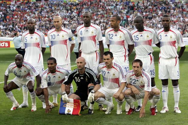 9juillet 2006: le jour où Zidane a terminé sa carrière sur un coup de boule