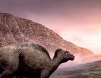 La relève du dinosaure : La fin d'un monde