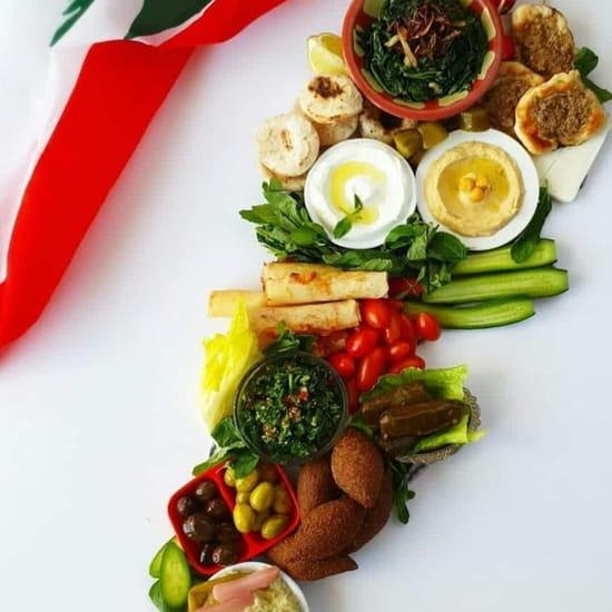 Restaurant : Le Helem  - Mezzes libanaise -   © Le Helem restaurant