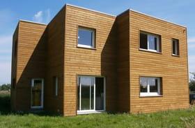 La maison en bois de Pauline et Alexandre