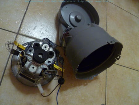 D monter son aspirateur dyson dc05 - Comment demonter un karcher ...