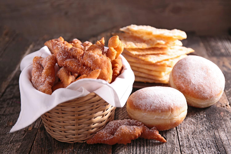 Mardi gras 2022: bugne, gaufre, oreillette... nos idées de recettes de beignets