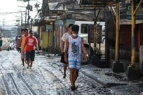 Philippines: le volcan Taal en éruption, quels conseils pour les voyageurs?