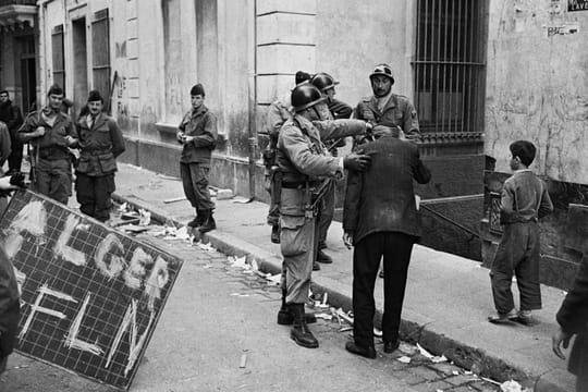 Guerre d'Algérie: résumé de la guerre d'indépendance de 1954à 1962
