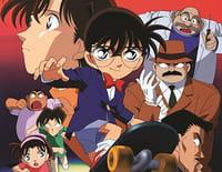 Détective Conan : Les Detective boys, modèles d'une toile