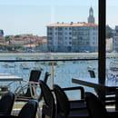 Restaurant : Le QG  - Vue panoramique -   © Restaurant le QG