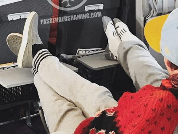 Les pires incivilités des passagers en avion