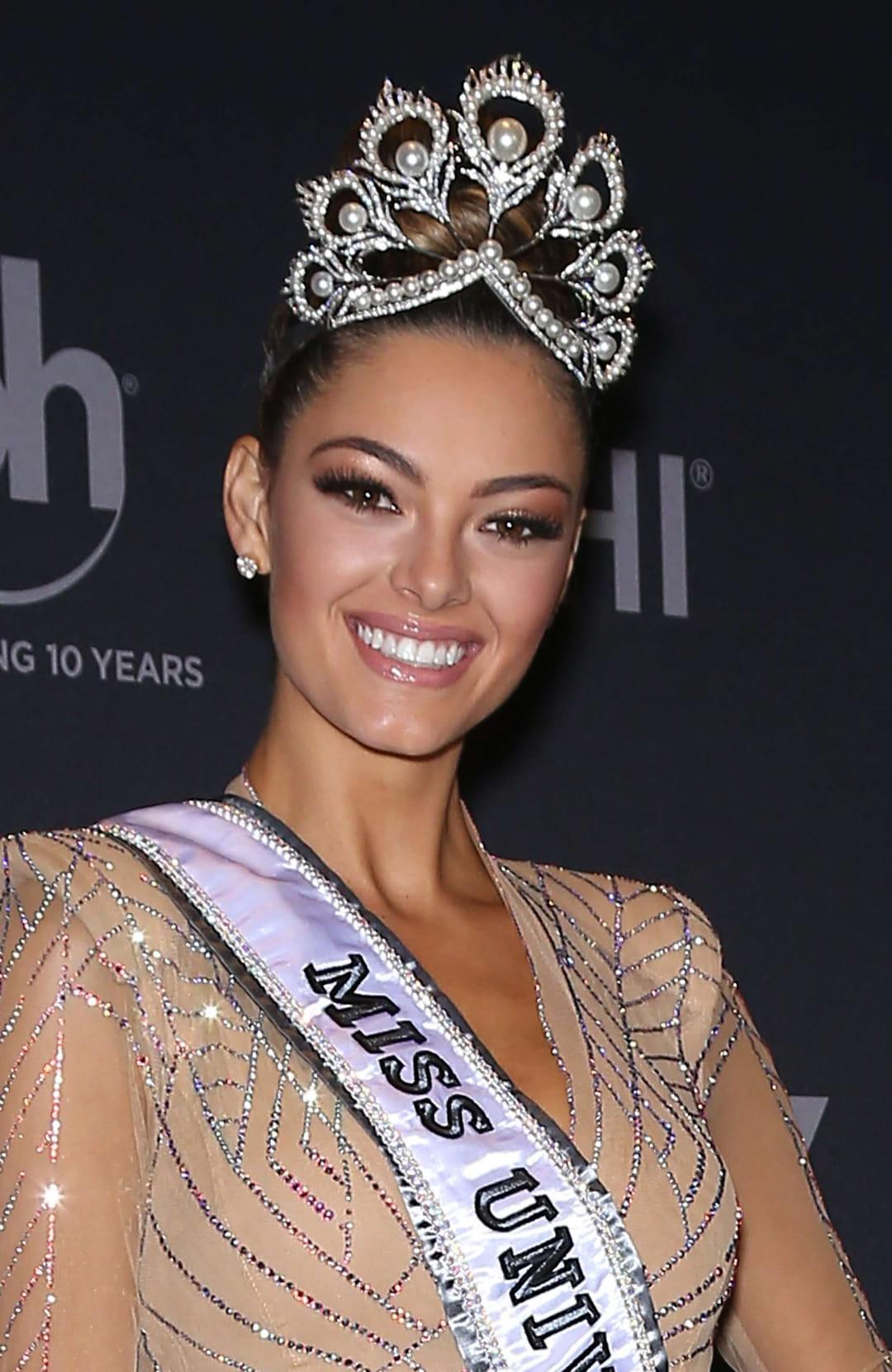 Miss Universe 2017 2018 >> La plus belle femme du monde : découvrez le palmarès 2017 actualisé
