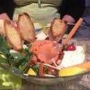 Entrée : La Pastachuca  - Salade de saumon... -