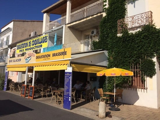 Restaurant : TABOU LE