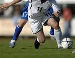 Football - France / Yougoslavie