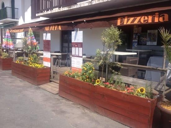 Restaurant : Arteka  - Terrasse  -