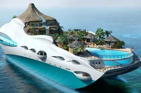 Yachts de luxe : les concepts les plus fous