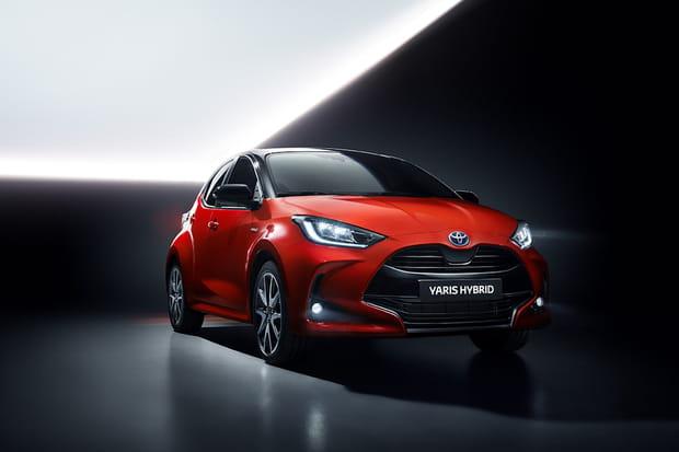 La Toyota Yaris fait peau neuve avec une quatrième génération