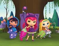Les mini sorcières : Chassé-croisé magique