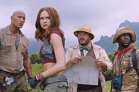Jumanji 2: synopsis, casting, bande-annonce, streaming, photos, avis...