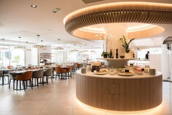 Restaurant : Le Servan  - Le restaurant Le Servan -   © Golden Tulip Sophia