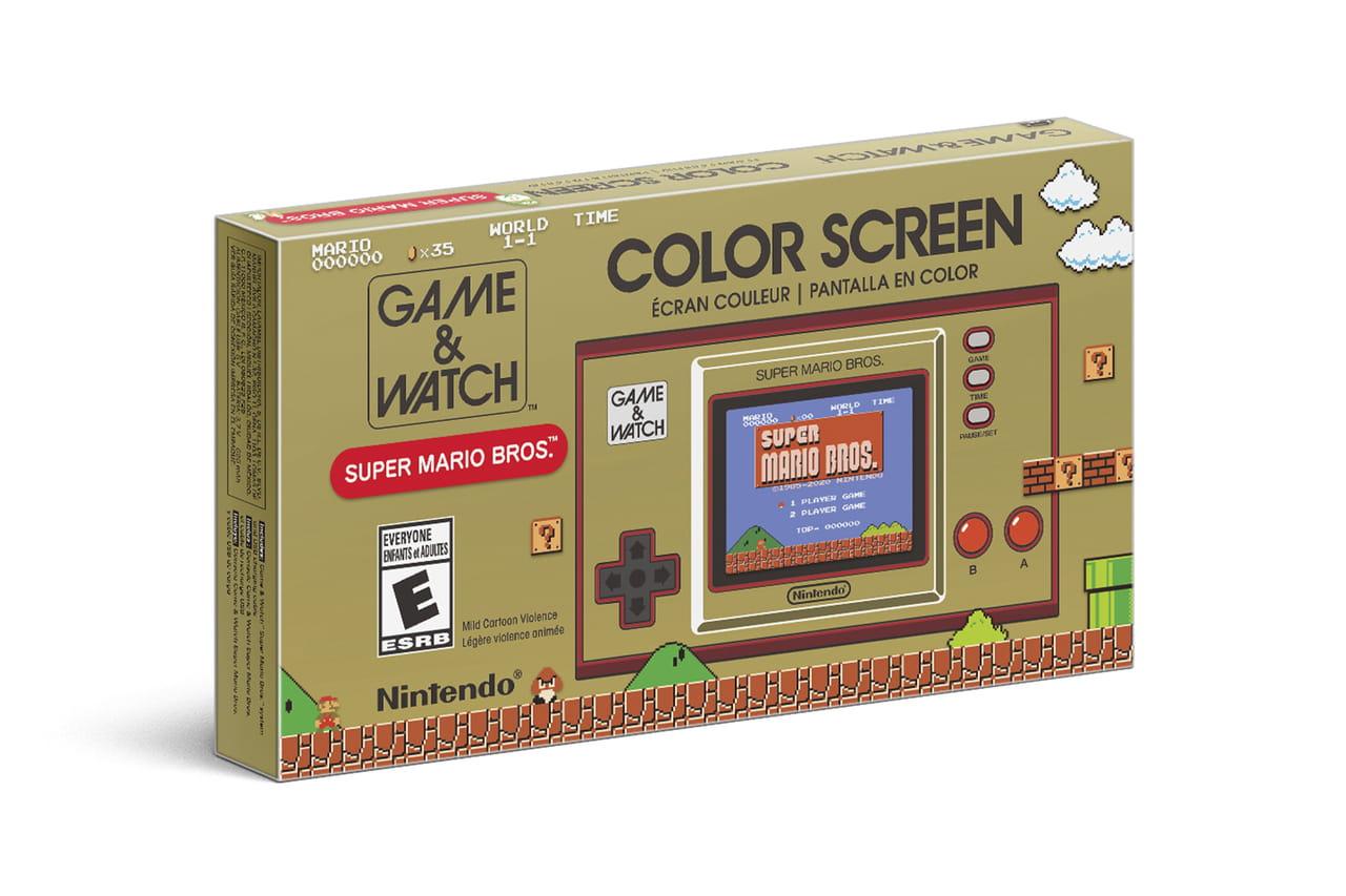 Nintendo Game & Watch SuperMarioBros: comment la précommander, à quel prix?