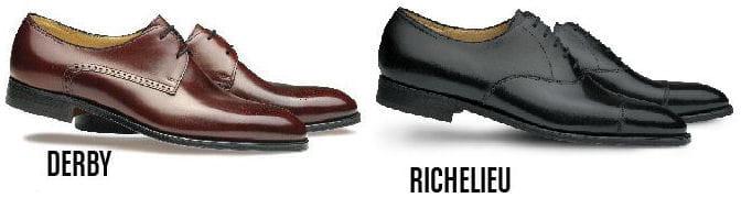 Choisir Chaussures Cuir Ses Comment En yNn0Ovm8w