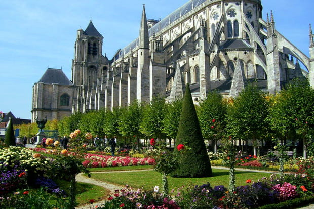 Bourges, l'ancienne capitale du Berry