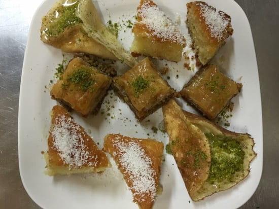 Dessert : La Cuisine du Soleil