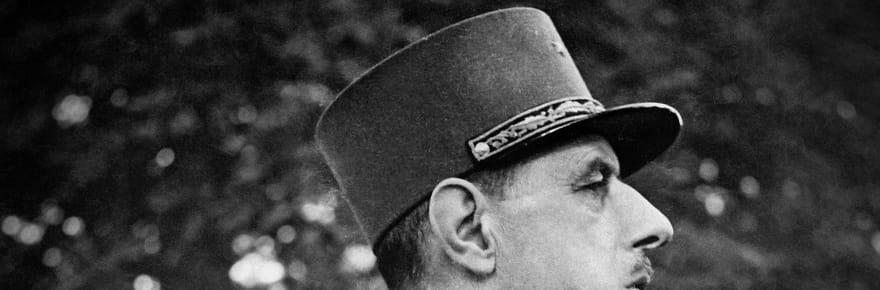 De Gaulle, un héros et des secrets (Partie 1)