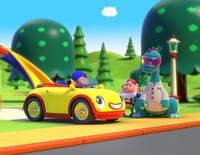 Oui-Oui, enquêtes au Pays des jouets : L'affaire des ballons éclatés