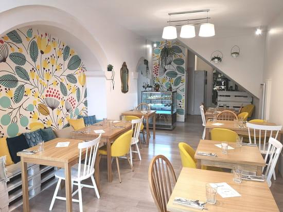 Restaurant : Ninaco  - vue d'ensemble du restaurant -   © Photo Ninaco