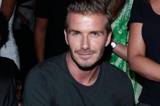 Beckham au PSG: suivez son arrivée endirect [EN VIDEO]