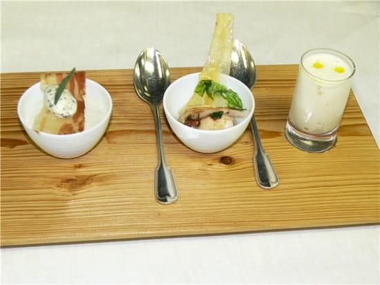 Menu Restaurant Jeunet Arbois
