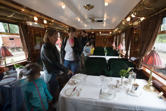 Orient Express: sept voitures du train exposées à Paris, lieu et infos