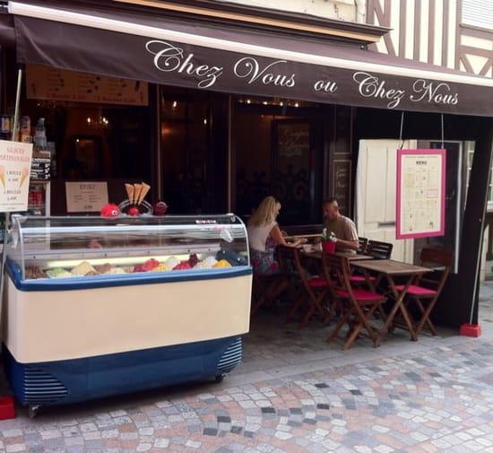 Restaurant : Chez Vous Chez Nous