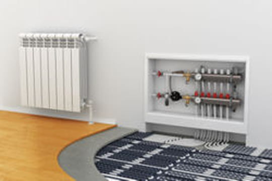 Poser un plancher chauffant électrique