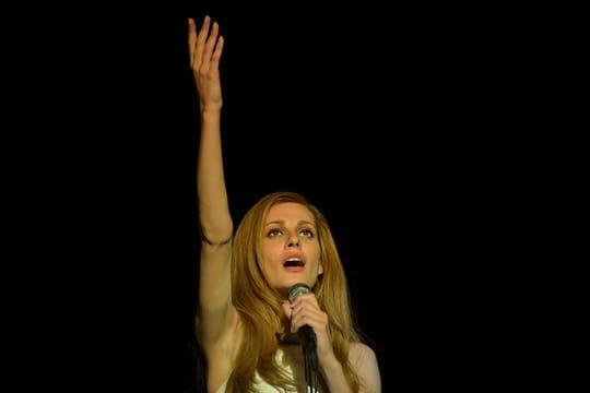 Dalida le film: qui est Sveva Alviti, qui interprète la chanteuse?