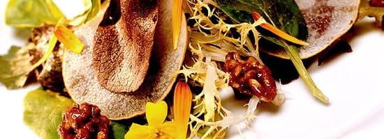 Un Chien dans un Jeu de Quilles  - Le plaisir des saveurs et du bon goût -   © Un Chien dans un Jeu de Quilles