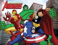 Avengers : L'équipe des super héros : Rencontre avec Captain America