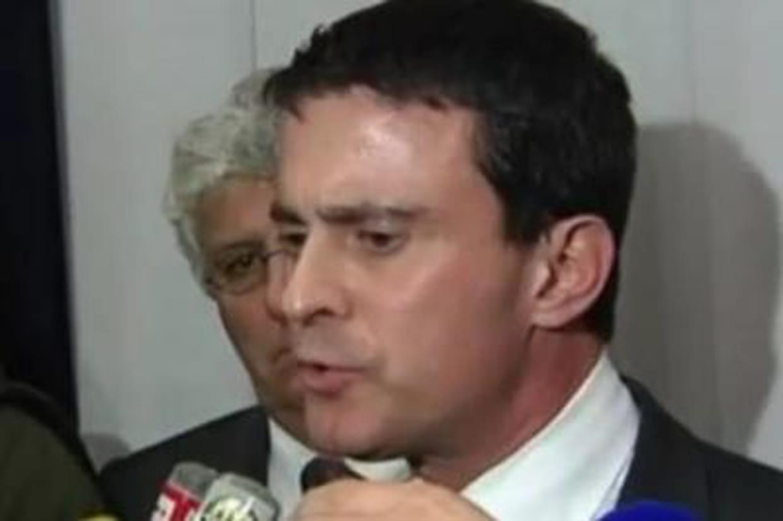 Dieudonn valls quand l 39 humoriste insulte le ministre for Ministre de l exterieur