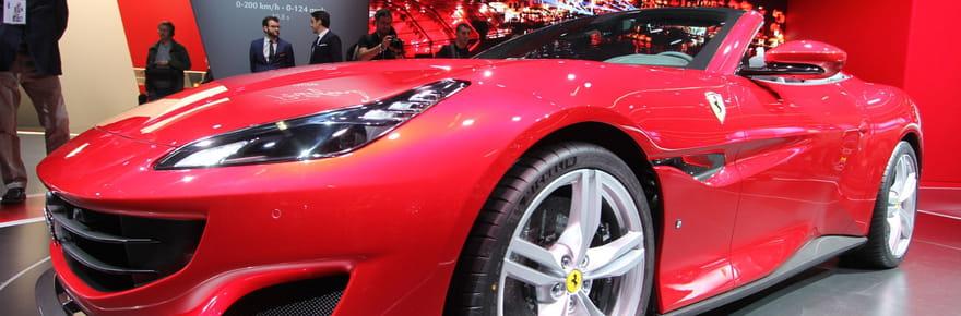 Nouvelle Ferrari Portofino: un prix si mystérieux... [photos et infos]
