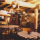 Ferme Auberge de Montalieuhaut  - famille galban en terrasse  -   ©  nicolas