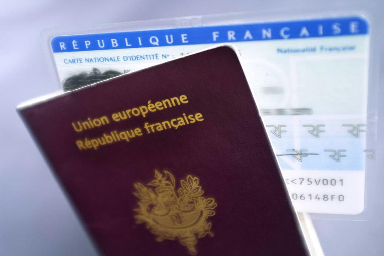 Passeport Carte D Identite Permis De Conduire Bientot Les