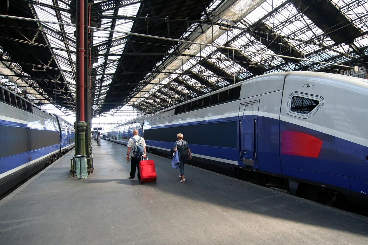 Gare de Lyon: perturbations de trafic sur l'axe Sud-Est ce lundi 18