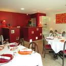 Le Galopin Gastronome  - La salle rouge -