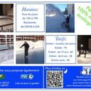 Blue Ice  - demonstration et tarif patinoire -