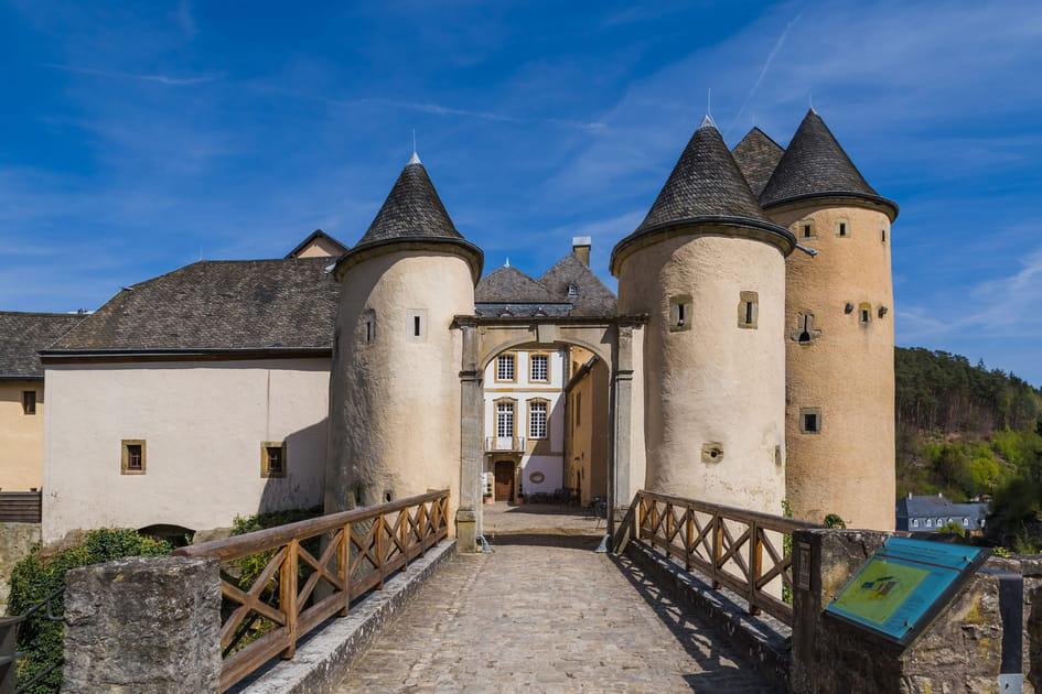 Le château de Bourglinster